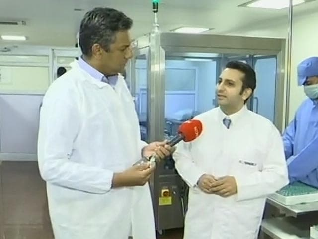 Video : Dispatched 11 Million Vaccine Doses In A Day: Adar Poonawalla To NDTV