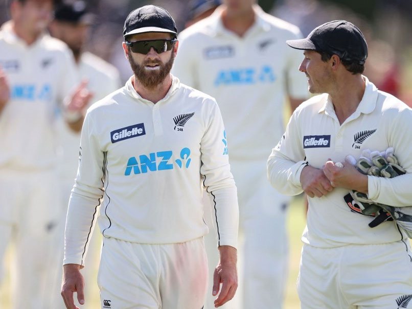 ICC Test Rankings: New Zealand Become World Number One For The First Time