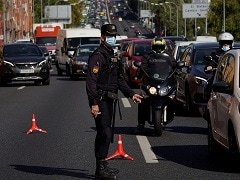 Pandemic Curbs Slash Spain's Traffic Deaths By 21% In 2020 To Lowest On Record