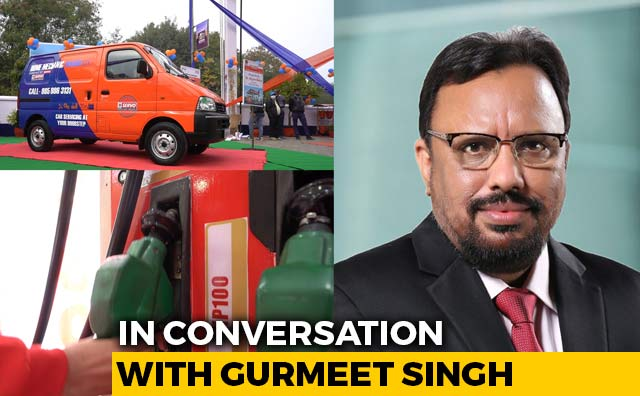 Video : In Conversation With Gurmeet Singh, Director Marketing, Indian Oil