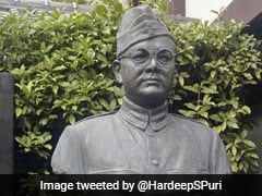"""Beloved National Hero"": India Remembers Netaji On 125th Birth Anniversary"
