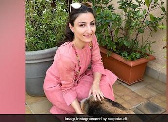 Soha Ali Khan Is Enjoying Blue Tea - Here's How You Can Brew It Too