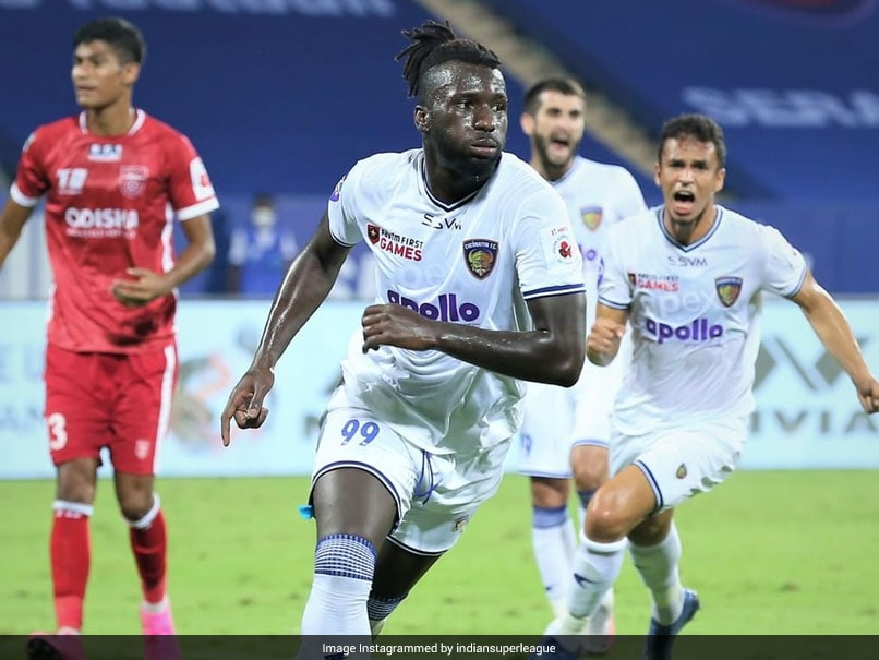 ISL: Chennaiyin FC Inches Closer To Top 4 With 2-1 Win Over Odisha FC