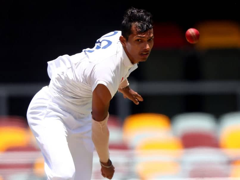 Navdeep Saini's 7-year-old comment goes viral on social media I dont want to become Sreesanth