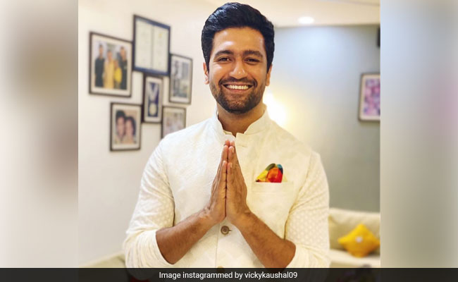 'Overwhelmed' Vicky Kaushal Shares Posters Of The Immortal Ashwatthama