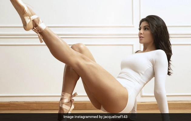 Jacqueline Fernandez, Stunning As A Ballerina, Sets Instagram On Fire