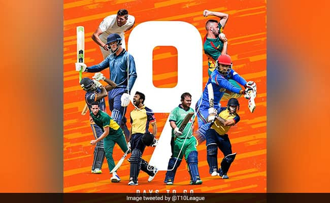 Abu Dhabi T10 League 2021 schedule announced, know when and what time the match will be playes, complete list of players and live telecast