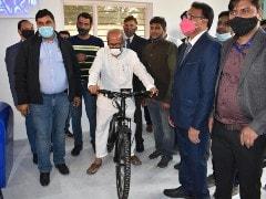 नहाक मोटर्स ने भारत में बनी ई-साइकिल लॉन्च की