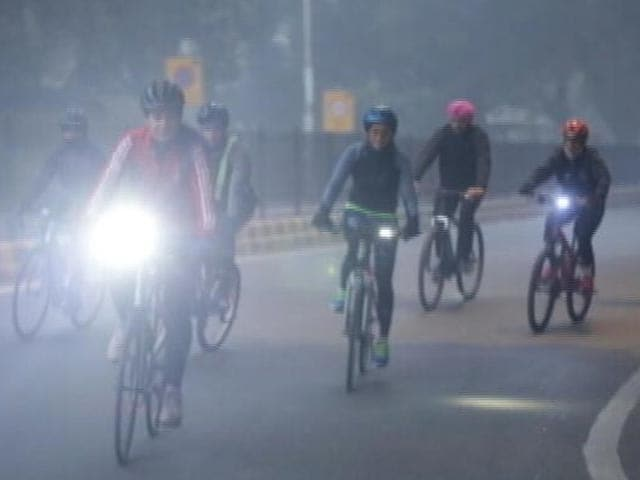 Video : Cycling For Health And Environment