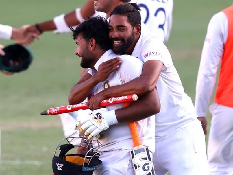 Australia vs India, 4th Test: Rishabh Pant, Cheteshwar Pujara, Shubman Gill Shine As India Win Brisbane Test, Series 2-1