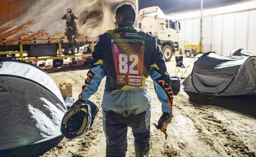 Dakar Rally 2021: Ashish Raorane Drops Out Of Dakar Following Crash In Stage 5
