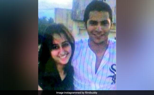 Viral: The Internet Is Obsessing Over This Varun Dhawan-Natasha Dalal Throwback
