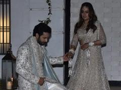 Viral: All The Pics From Varun Dhawan-Natasha Dalal's Wedding