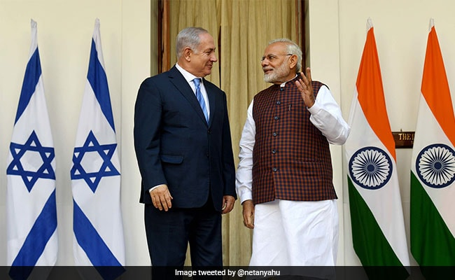 Benjamin Netanyahu Greets PM Modi On Republic Day