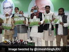 JD(U) Becomes First Major Bihar Party To Launch Own Mouthpiece