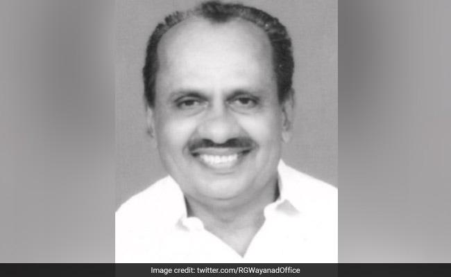 Senior Congress Leader KK Ramachandran Dies In Kerala At 84