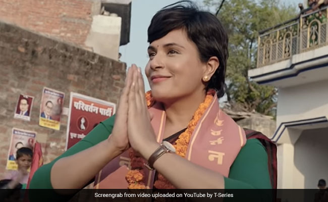 Madam Chief Minister Trailer: Richa Chadha Vs The World In Political Drama