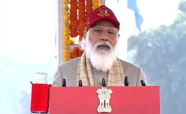 One Lakh National Cadet Corps Cadets Will Serve In Coastal, Border Areas: PM Modi