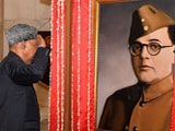 Video : Neta-<i>Ji</i> Or Actor Who Played Him? Row Over Rashtrapati Bhawan Portrait