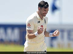 SL vs ENG, 2nd Test: James Anderson Takes 30th Five-Wicket Haul In Tests, Fans Salute England Pacer