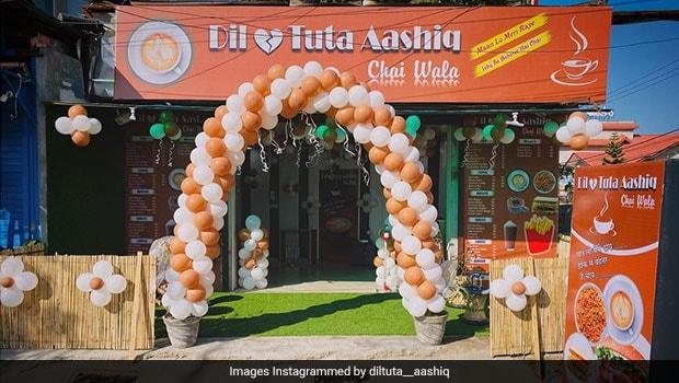 'Dil Tuta Aashiq Chai Wala': Dehradun Man Opens Tea-Joint After Breakup, Says 'Tea Better Than Love!'!