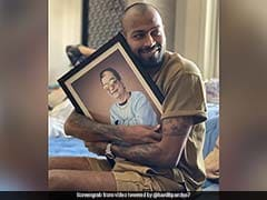 Hardik Pandya Shares Touching Video As Tribute To His Late Father. Watch