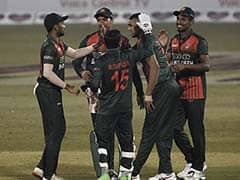 ODI Super League: Bangladesh Go Second With West Indies Series Rout