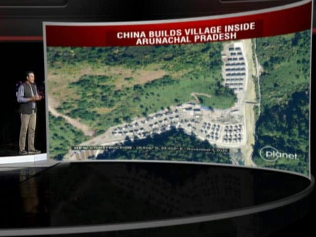Video : Top News Of The Day: China Has Built Village In Arunachal, Show Satellite Images
