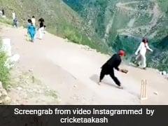 Top 5 Viral Video: पहाड़ पर खेल रहे थे बच्चे, बल्लेबाज ने मारा इतना लंबा छक्का, दूसरे पहाड़ पर गिरी गेंद