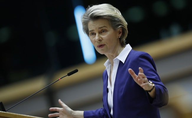 EU's Ursula von der Leyen calls for 'Paris-style agreement' for biodiversity