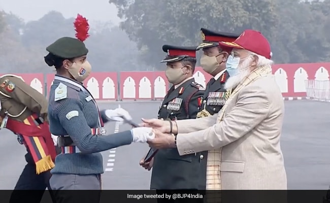 PM Modi To Girl Cadets At NCC Event: 'Nation Needs Your Bravery'