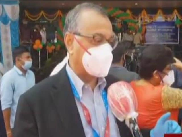 Video : 'Phenomenal Feeling': Bengaluru Doctor After Vaccine Shot