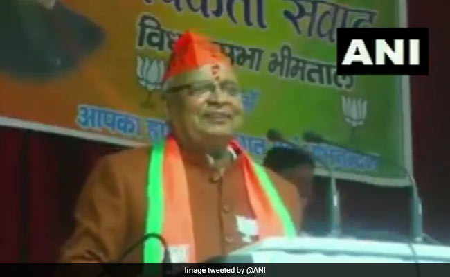 'Old Woman': Uttarakhand BJP Chief's Remark Has Congress Up In Arms