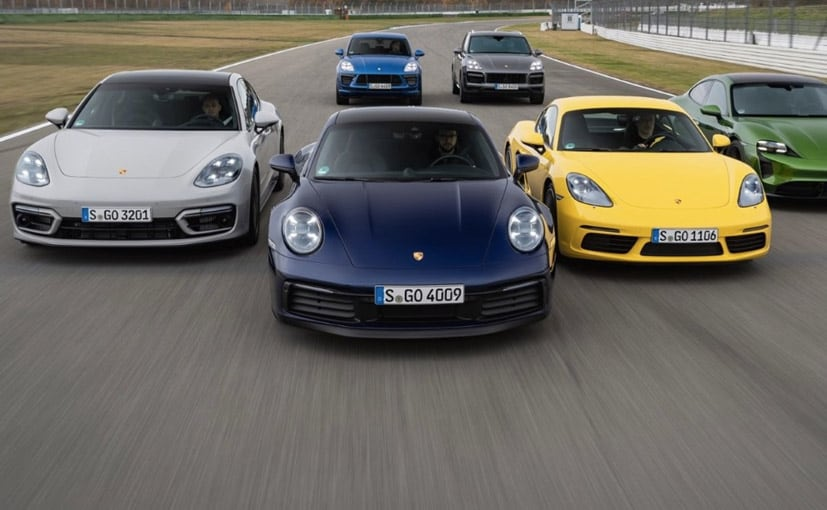 Porsche's Global Sales Slip By 3% In 2020