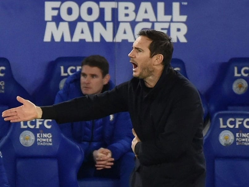 Frank Lampard Sacked As Chelsea Manager
