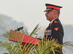 300-400 Pak-Trained Terrorists Ready To Infiltrate Into J&K: Army Chief