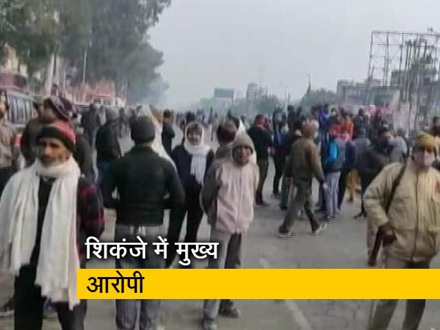 Videos : मुरादनगर हादसे का मुख्य आरोपी ठेकेदार अजय त्यागी गिरफ्तार