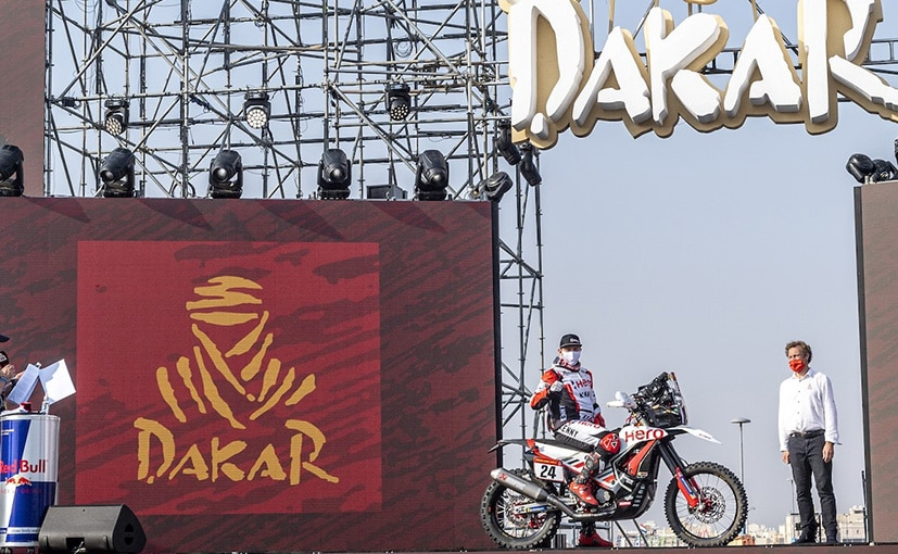 The 2021 Dakar Rally is being held in Saudi Arabia between January 3-15, 2021