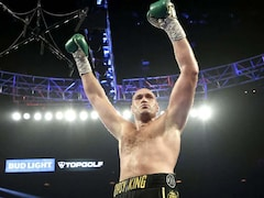 Tyson Fury Tests Positive For COVID-19, Title Fight vs Deontay Wilder Postponed