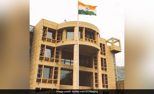 Indian Embassy In China Limits R-Day Flag Hoisting Ceremony To Staff Due To Covid Outbreak