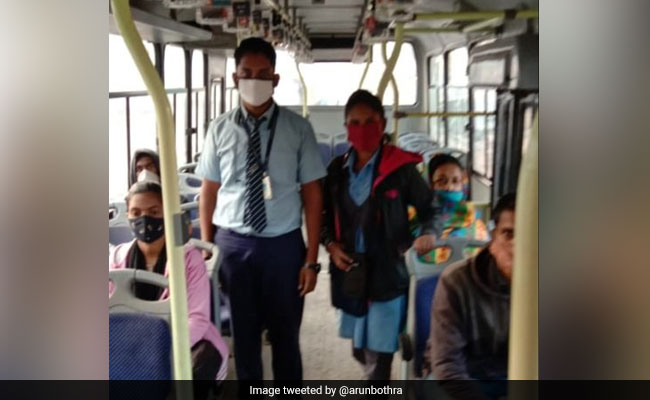 He Tweeted About Bus Making Him Late For School. Then This Happened