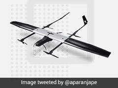 Drones Worth Rs 130 Crore For Army In Deal With Company Of Ex-IITians