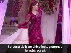 Rubina Dilaik ने प्रियंका चोपड़ा के गाने पर किया पोल डांस, मोनालिसा भी साथ देती आईं नजर- Video 8 लाख के पार