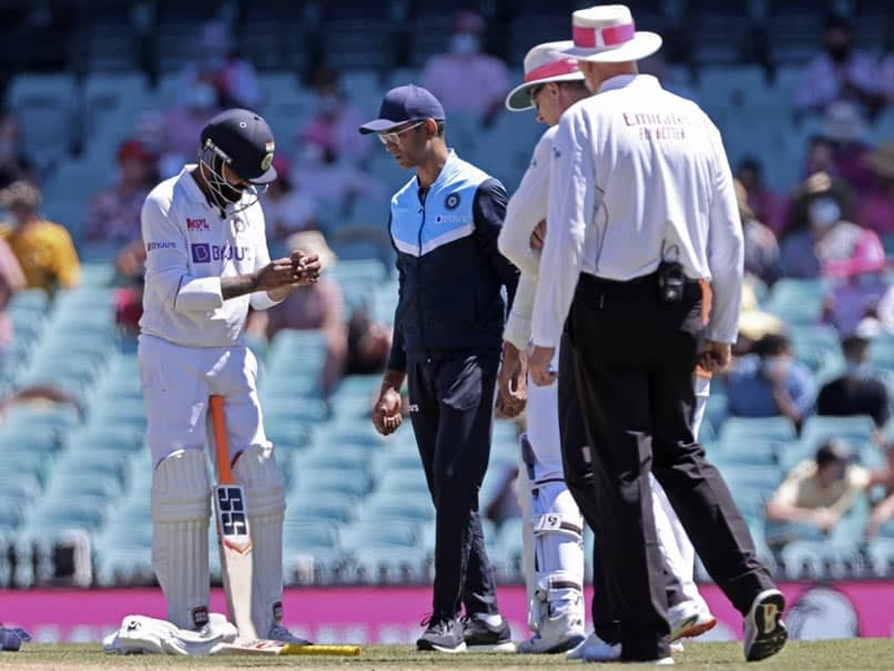 Australia vs India, 3rd Test: After Rishabh Pant, Ravindra Jadeja Too Taken For Scans After Blow To Left Thumb
