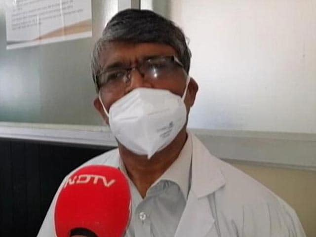 "Video : ""Vaccination Not Harmful,"" Says Bengaluru Doctor After Covid Jab"