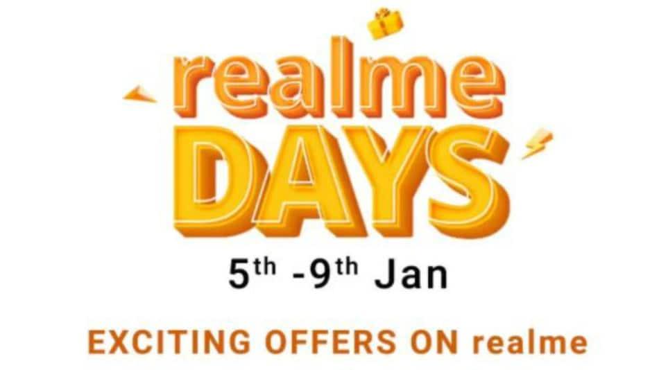 Realme Days Sale 2021 का आज आखिरी दिन, Realme 6, Realme 6 Pro समेत सस्ते में खरीदें ये फोन