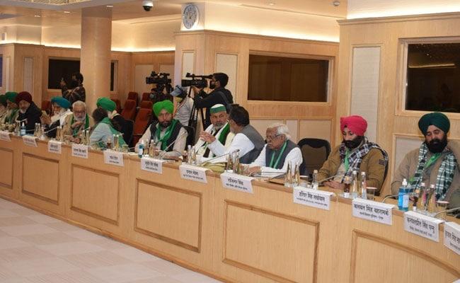 Farmer-Centre Talks: No Headway In Farmer-Government Talks, Next Meet On Friday: 10 Points