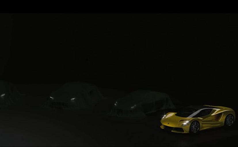 Lotus Confirms New Series Of Sports Cars