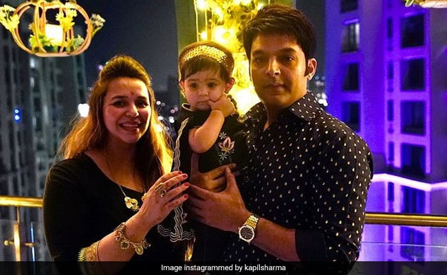 Kapil Will Take A 'Short Break' From The Kapil Sharma Show. Because, 'Second Baby'
