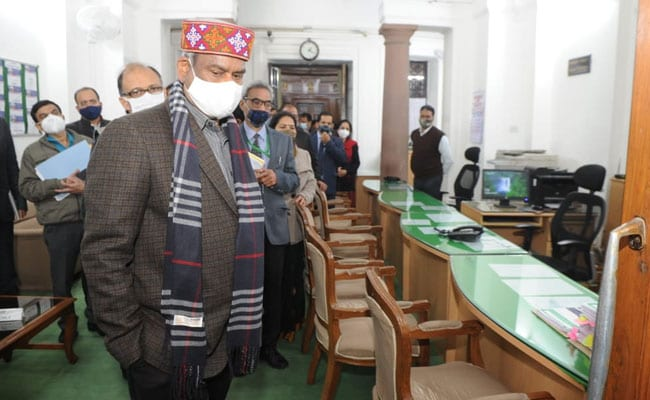 लोक सभा अध्यक्ष ने बजट सत्र से पहले संसद भवन में सुविधाओं का किया निरीक्षण